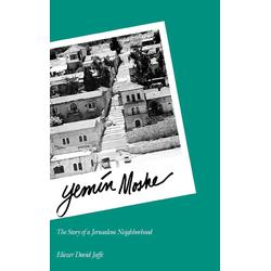 Yemin Moshe als Buch von Eliezer Jaffe
