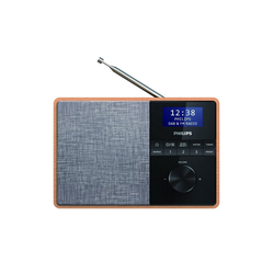 Philips R5505 Küchen-Radio Digitalradio (DAB)