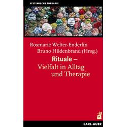 Rituale - Vielfalt in Alltag und Therapie: Buch von