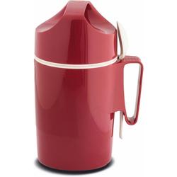ROTPUNKT Thermobehälter 850, Kunststoff, (1-tlg), 850 ml rot 0,85 ml