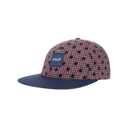 HUF Baseball Cap (1-St) Baseballcap Metallschnalle
