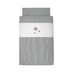 Bettwäsche Bettwäsche grau, 100 x 135 cm, Sterntaler® grau