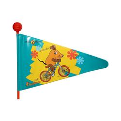 Bike Fashion Fahrradkindersitz Die Maus Wimpel, geteilt