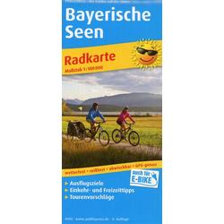 Bayerische Seen