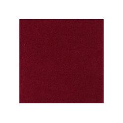 Teppichboden Caracas, Andiamo, rechteckig, Höhe 8 mm, Meterware, Breite 400 cm, Veloursteppichboden rot