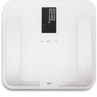 ADE BA 1402 Bella Körperanalysewaage Wägebereich (max.)=180kg Weiß