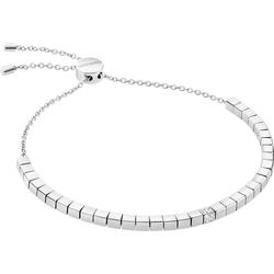 CALVIN KLEIN Calvin Klein Damen-Armband Edelstahl, Kristall Kristall One Size 87506711