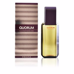 QUORUM eau de toilette spray 100 ml