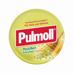 PULMOLL Fenchel-Honig Bonbons