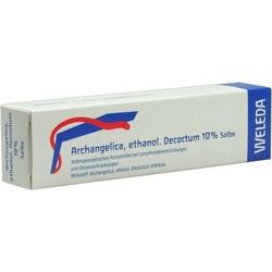 ARCHANGELICA 10% Salbe 25 g