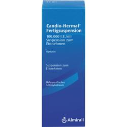 CANDIO HERMAL Fertigsuspension 24 ml