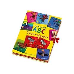 ABC-Tier-Memo (Kinderspiel)