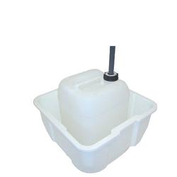 Lagerwanne aus PVC für Dosieranlagen