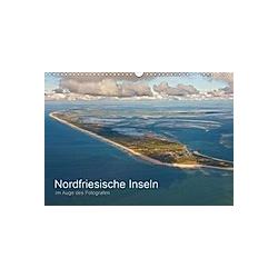Nordfriesische Inseln im Auge des Fotografen (Wandkalender 2020 DIN A3 quer)