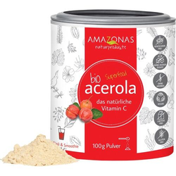 ACEROLA 100% Bio Pur nat.Vit.C Pulver 100 g