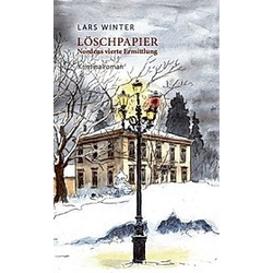 Löschpapier. Lars Winter  - Buch