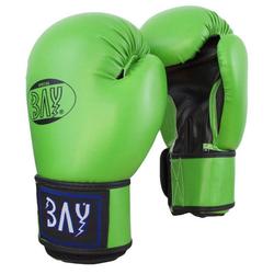 BAY-Sports Boxhandschuhe Future Boxhandschuhe grün, 8, 10 Unzen