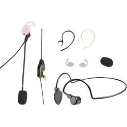 Albrecht Headset/Sprechgarnitur HS 02 K, In-Ear Headset 41651