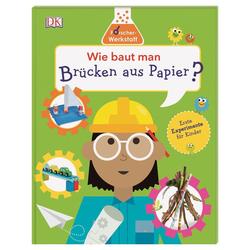 Wie baut man Brücken aus Papier? als Buch von