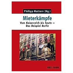 Mieterkämpfe - Buch