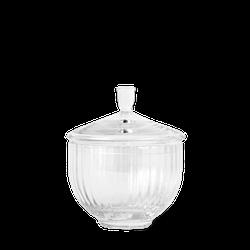 Lyngby Glas Bonbonschale Glas Klar Ø10 cm