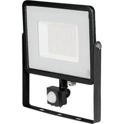 V-TAC VT-50-S-B 470 LED-Außenstrahler 50W Neutralweiß