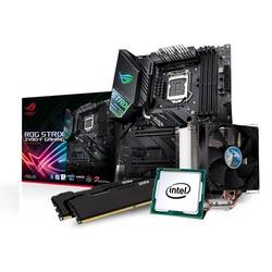 Kiebel Aufrüst Set Gaming Set Intel Core i5-10400 16GB RAM Intel HD Graphics 630