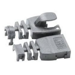 Lindy 60386 Kabelknickschutz STP/UTP, grau, 10er Pack