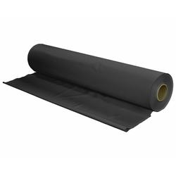 Tischtuch Tischdecke Biertischdecke LDPE schwarz perforiert Rolle 0,70 x 240m