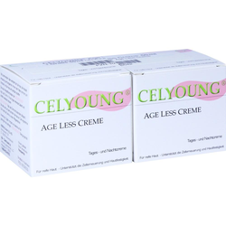 Celyoung Age Less Creme plus eine Creme gratis