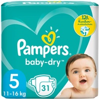 Pampers Baby-Dry 11 - 16 kg