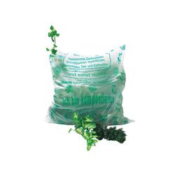20 memo Bioabfall-Kompostbeutel 10 Liter, 430 x 450 mm