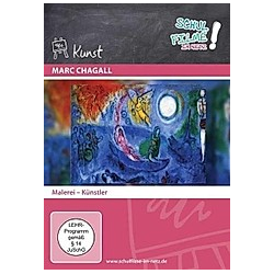 Marc Chagall, 1 DVD