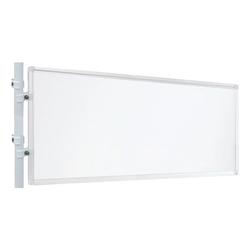 Stellwand »ECO EL-UTS60« weiß, Franken