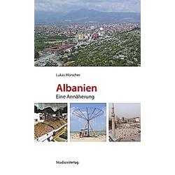 Albanien. Lukas Morscher  - Buch