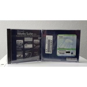 Microsoft Works Suite 2006 mit Word 2002, Foto 2006  -Englisch- inkl. MwSt