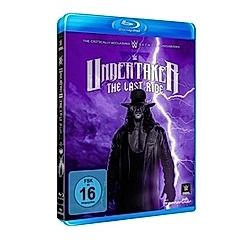 Wwe: Undertaker-The Last Ride - DVD  Filme