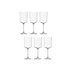 LEONARDO Rotweinglas Rotweinglas 6er Set Nono