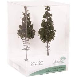 Silhouette 274-22 Baum Fichte 2St.