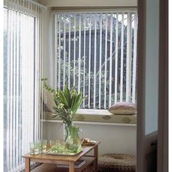 Lamellenvorhang Lamellenvorhang Komplettanlage, GARDINIA, mit Bohren, freihängend 150 cm x 260 cm