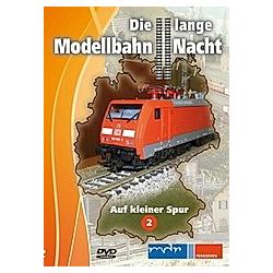 Die lange Modellbahn-Nacht - Vol. 02