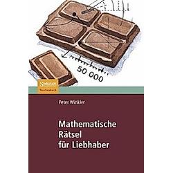 Mathematische Rätsel für Liebhaber