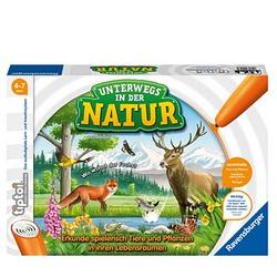 Ravensburger tiptoi® Unterwegs in der Natur Lernspielzeug