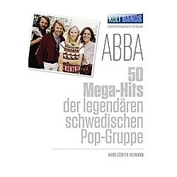 Kult-Bands: ABBA  für Klavier. Abba  - Buch