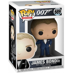 Funko Sammelfigur Funko Pop! - James Bond from Casino Royale