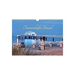 Timmendorfer Strand (Wandkalender 2021 DIN A4 quer)
