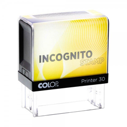 Colop Printer 30 INCOGNITO (47x18 mm)