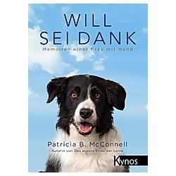 Will sei Dank. Patricia B. McConnell  - Buch