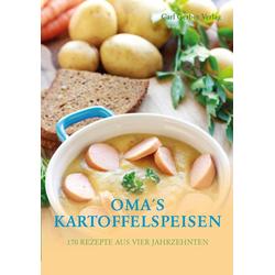 Oma's Kartoffelspeisen als Buch von
