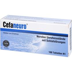 CEFANEURO Tabletten 100 St.